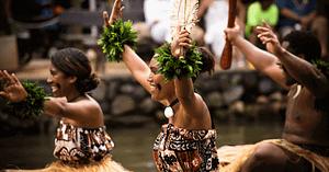 Image of Pasifika Woman - Sereana Naepi